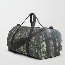 Sunlit Forest - Hawaii Duffle Bag