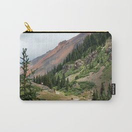Road to the Longfellow Mine, elevation 11,080 feet Carry-All Pouch