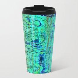 Hidden Peacock Travel Mug