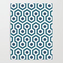 Retro Carpet Poster