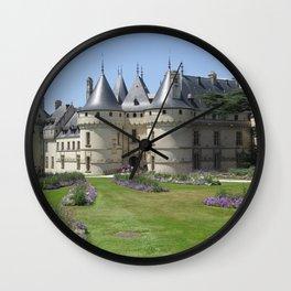 France Photography - Ruta De Los Castillos Del Loira Wall Clock