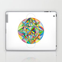 Twinkle Star - The Sacred Geometry Collection Laptop & iPad Skin