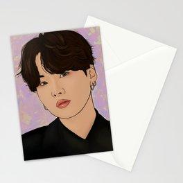 Min Yoongi / BTS Stationery Cards