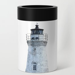 Lighthouse Illustration Can Cooler