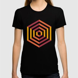 Concentric T-shirt