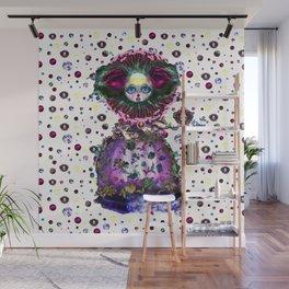 Confetti and Fanfare  Wall Mural