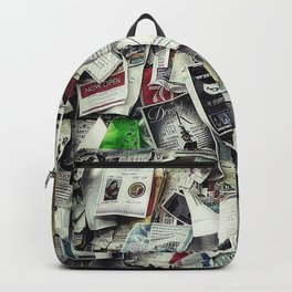 Nantucket Happenings Backpack