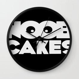 Noob Noobcakes  Wall Clock