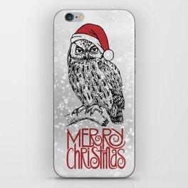 Merry Christmas II iPhone Skin