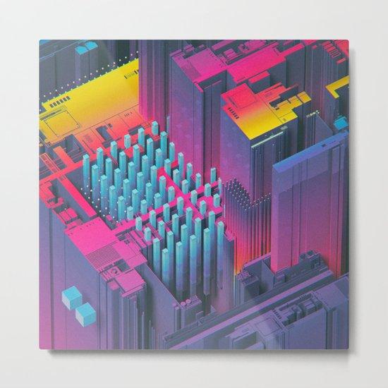 RAINBOWSHIT (everyday 01.17.16) Metal Print