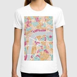 London map T-shirt