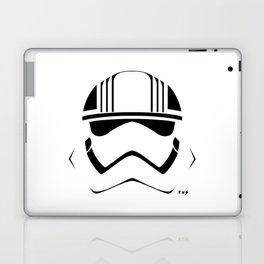 CAPTAIN PHASMA HELMET Laptop & iPad Skin