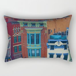 Vine Street, Over-the-Rhine Rectangular Pillow