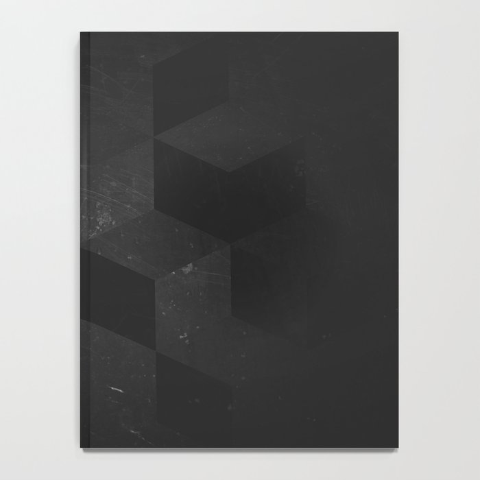 Fade to Black Notebook