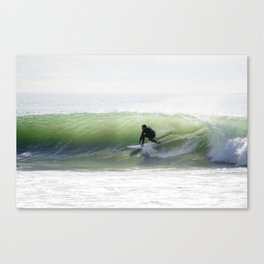 In the Nug Canvas Print
