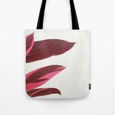 Red Leaves I Tote Bag