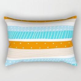 bondi beach Rectangular Pillow