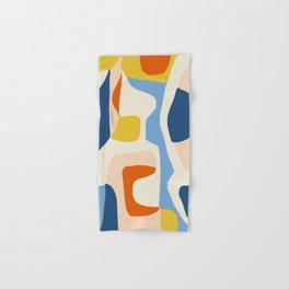 Me & Mine #abstract #painting Hand & Bath Towel