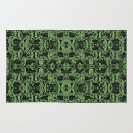 Leaves graphical structures Rug
