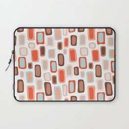 Retro Rectangles Laptop Sleeve