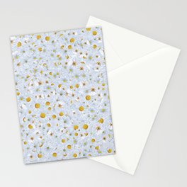 Shower of Daisies Stationery Cards