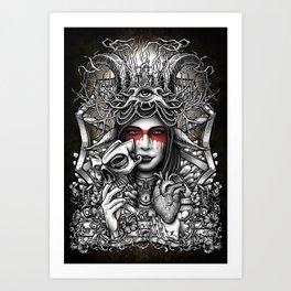 Winya No. 55 Art Print