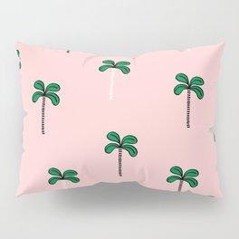 Miami Palms Pillow Sham