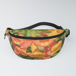 Natural Brass Blowing in the Breeze Fanny Pack