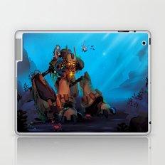 Rust and Water Laptop & iPad Skin