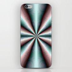 Pleated Quartet iPhone & iPod Skin