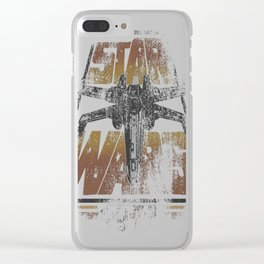 Star Wars 1977 Clear iPhone Case