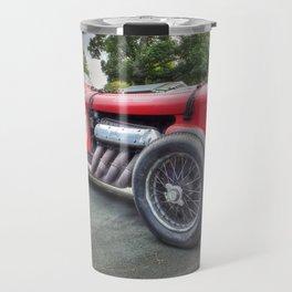 Vintage Napier Bentley Racing Car Travel Mug