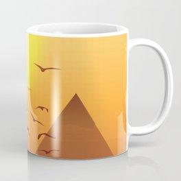 Pyramids Coffee Mug