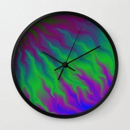 GreensandGrapes Wall Clock