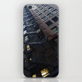 Chicago Endless Fire Escape iPhone Skin
