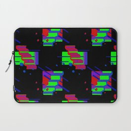 Geometric 90's Pattern Laptop Sleeve