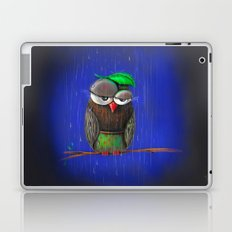 Rainy days Laptop & iPad Skin