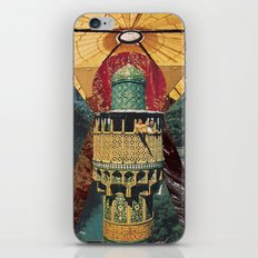 Sunset in Babylon iPhone & iPod Skin