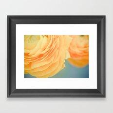 buttery no. 2 Framed Art Print