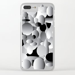 Elipse Clear iPhone Case