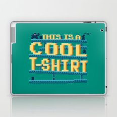 This Is a Cool Tshirt Laptop & iPad Skin