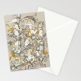 Inner Demons Stationery Cards
