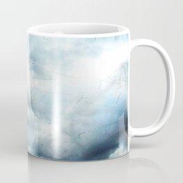 Birds, in an ominous Pennsylvania Sky, Geometric Patterns Coffee Mug