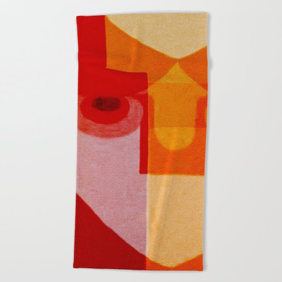 Camaleônico Beach Towel
