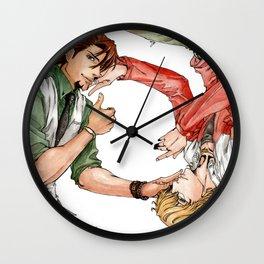 Tiger & Bunny Wall Clock