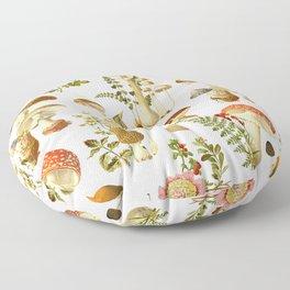 Mushroom Dreams Floor Pillow