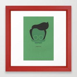 skuladour Framed Art Print