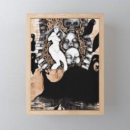 Temptation Framed Mini Art Print