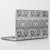 deco Laptop & iPad Skins featuring deco by OVERall