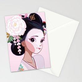 Maiko Cutie Stationery Cards